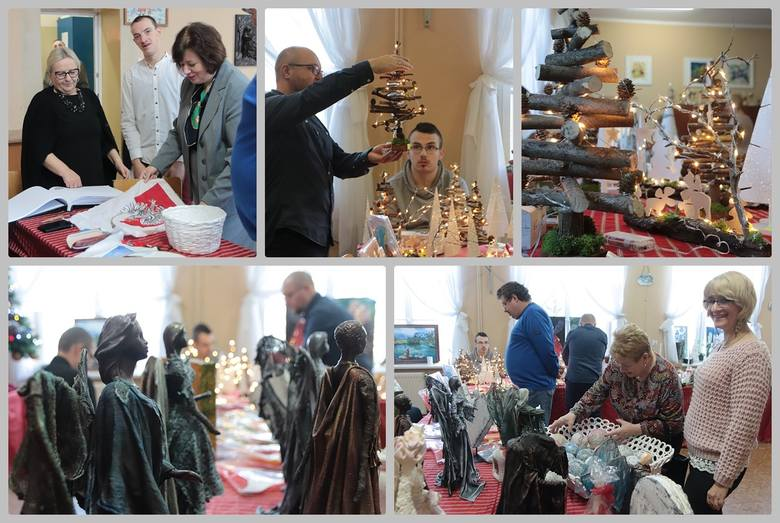 Do Bożego Narodzenia pozostało już tylko siedemnaście dni. W tym czasie szkoły, klubu i instytucje organizują akcje charytatywne i kiermasze. Tak właśnie