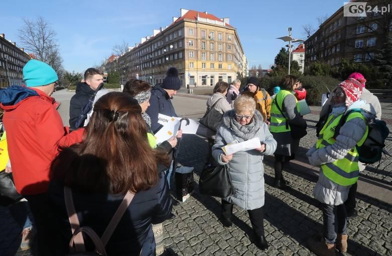 VII Międzynarodowy Dzień Przewodnika Turystycznego w Szczecinie