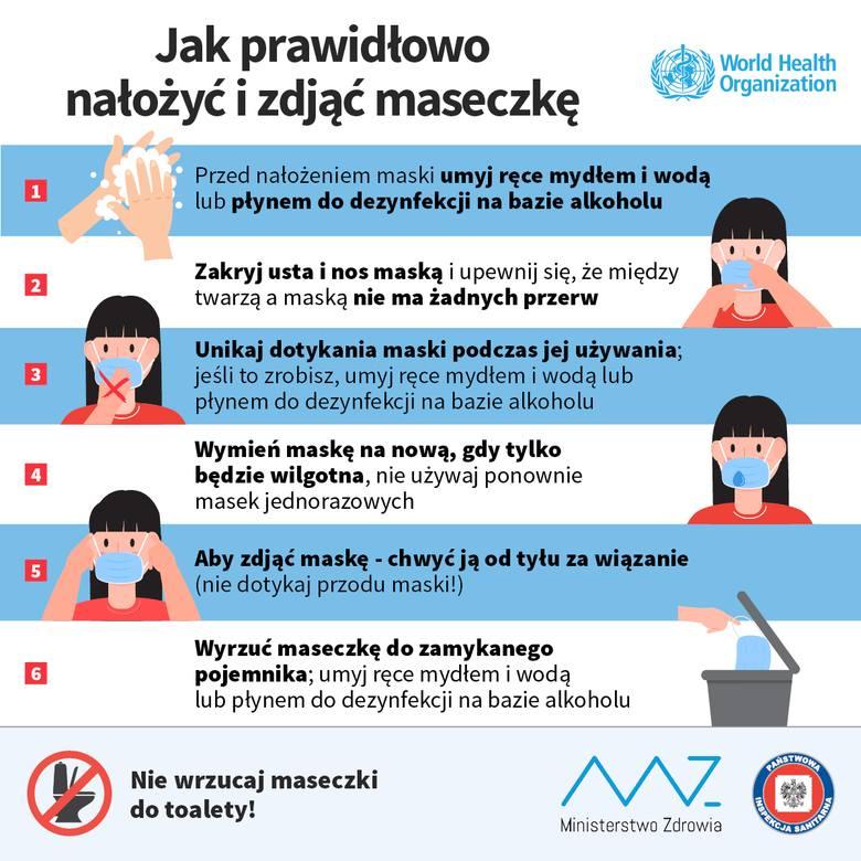 Maseczki znów obowiązkowe: jak zrobić maseczkę ochronną bez szycia? Wielorazowa maseczka na koronawirusa DIY - proste sposoby
