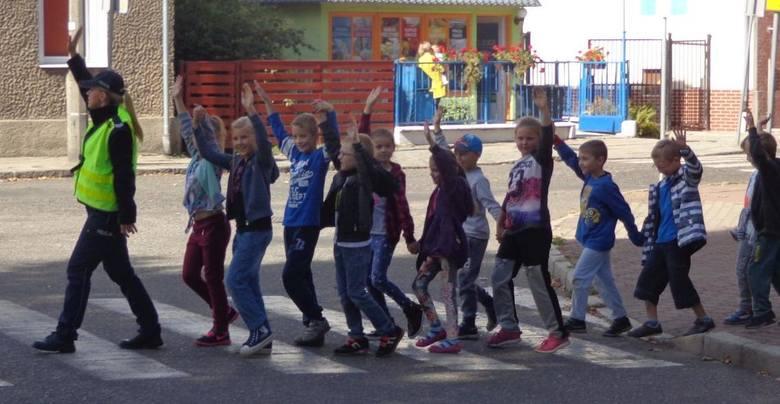 bezpieczna droga do szkoły, Żagań