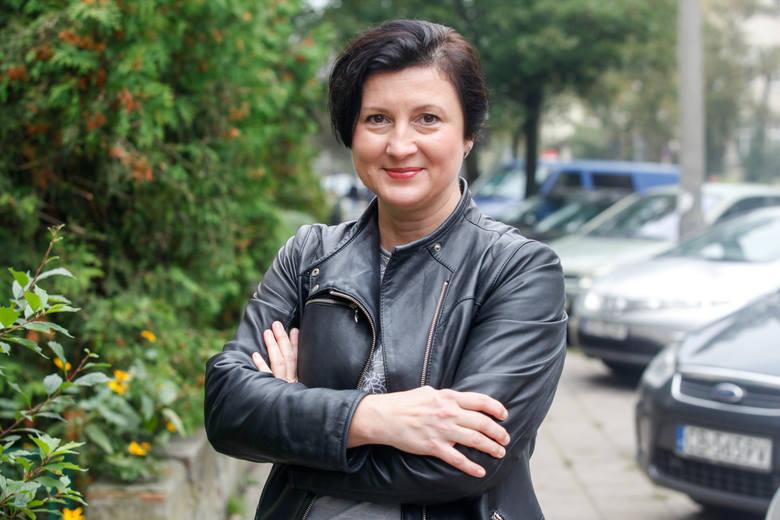 Dr hab. Magdalena Mateja, medioznawczyni z UMK w Toruniu.