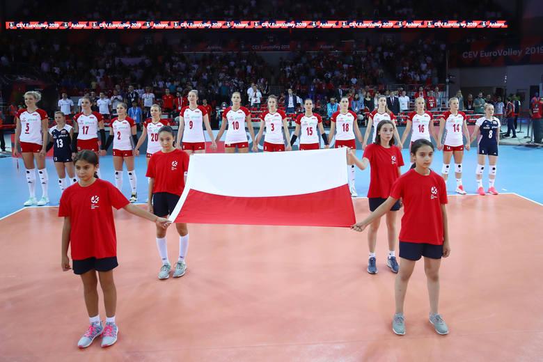 Przed naszymi siatkarkami ostatni mecz mistrzostw Europy 2019. W Ankarze zmierzą się w niedzielę z Włoszkami