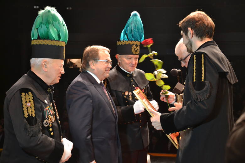 Czarne Diamenty w Rybniku przyznane już po raz 19. . Nagrodzono 9 firm i instytucji ZDJĘCIA