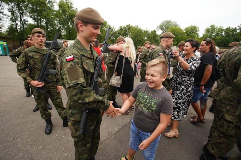 Wojska Obrony Terytorialnej cieszą się dużym zainteresowaniem społeczeństwa - w oczach sztabowców mają też duże znaczenie w scenariuszach wojny hybrydowej