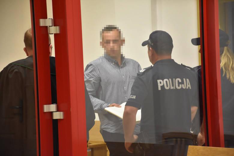 Siostra oskarżonego o zabójstwo Alicji była w sądzie, nie zeznawała