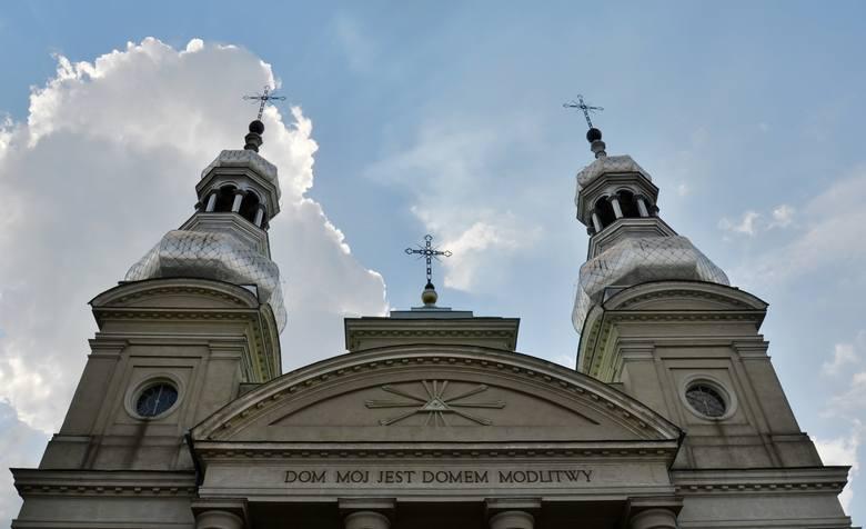 Kościół w Skrwilnie