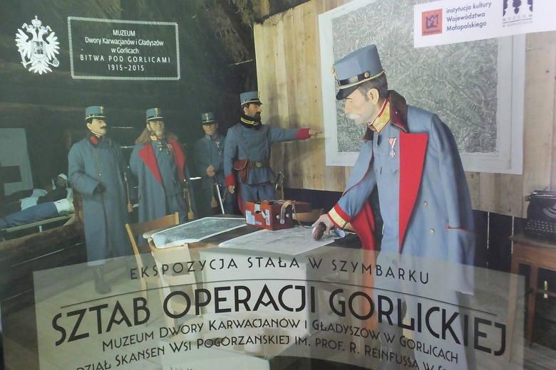 Sztab Macensena - ekspozycja otwarta do końca lutego