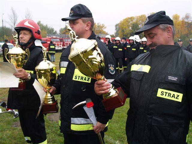 Powiatowe Zawody Ochotniczych Straży Pożarnych w Wyszkowie