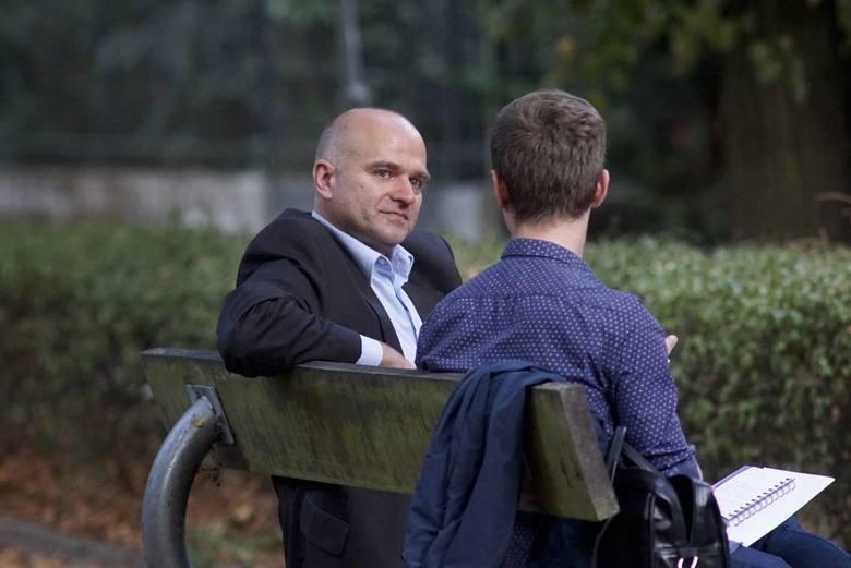 """Włodzimierz Nowak założył własny komitet """"Poznań Odnowa"""", z którym wystartuje w najbliższych wyborach samorządowych."""