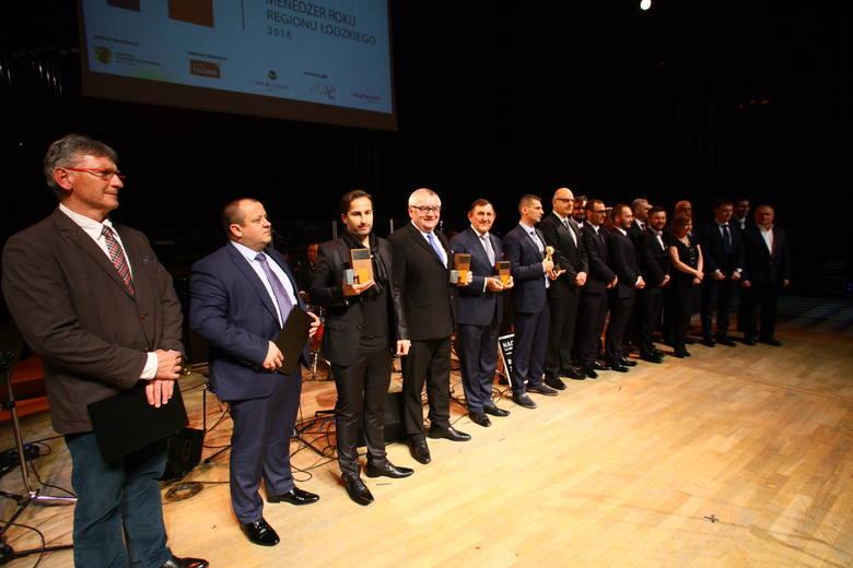 Menedżer Roku 2016. Wielka gala w Filharmonii Łódzkiej [ZDJĘCIA, WIDEO]
