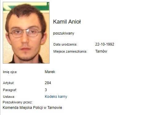 Oszuści i naciągacze poszukiwani przez policję w Małopolsce. Listy gończe [RAPORT LISTOPAD]