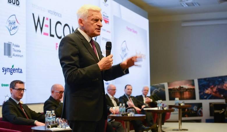 W tym roku, jak w poprzednich edycjach, gościem Welconomy będzie m.in. prof. Jerzy Buzek