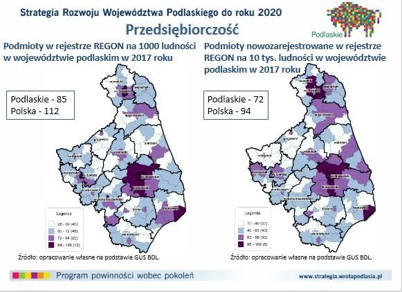 Marszałek województwa podlaskiego w Izbie Przemyslowo-Handlowej w Białymstoku.  Przedsiębiorcy zasypali go uwagami na temat rozwoju regionu