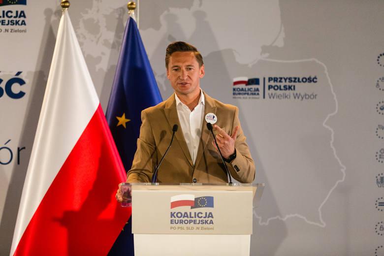 Konwencja Koalicji Europejskiej w Szczecinie [ZDJĘCIA]