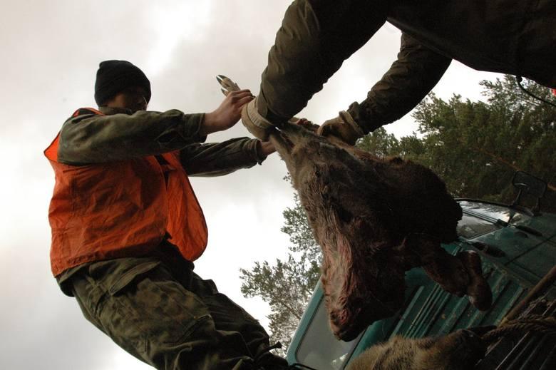 Sprawa polowanie w rezerwacie odbiła się szerokim echem wśród mieszkańców regionu