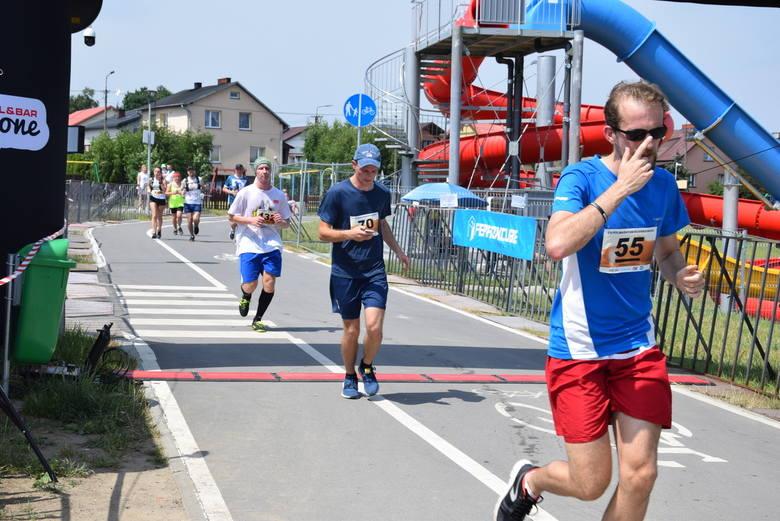 VII Półmaraton Skierniewicki nad Zalewem Zadębie [ZDJĘCIA]