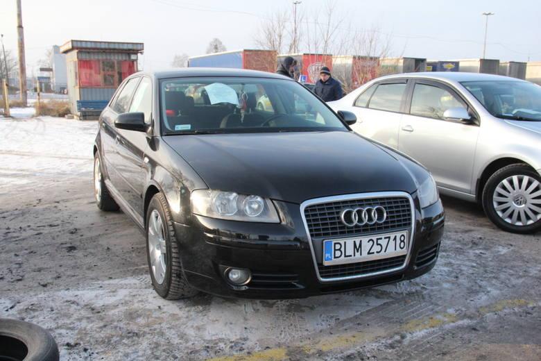 Audi A3, 2006 r., 2,0 TDI, automatyczna skrzynia biegów, ABS, centralny zamek, elektryczne szyby i lusterka, klimatyzacja, komputer pokładowy, 23 tys.