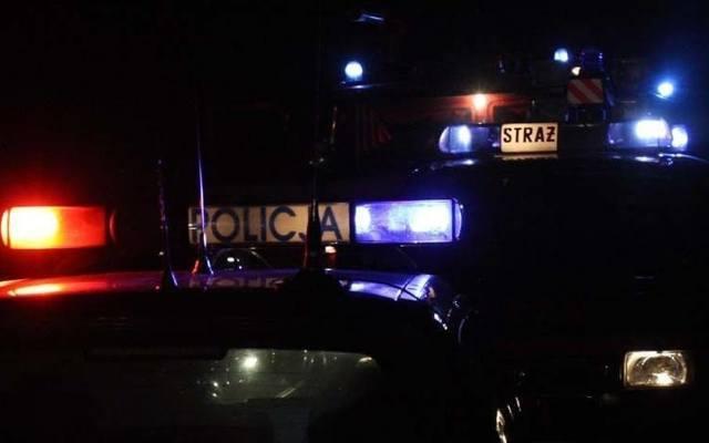 Wybuch butli z gazem w Przybyszewie pod Białobrzegami. Jedna osoba z poparzeniami trzeciego stopnia trafiła do szpitala