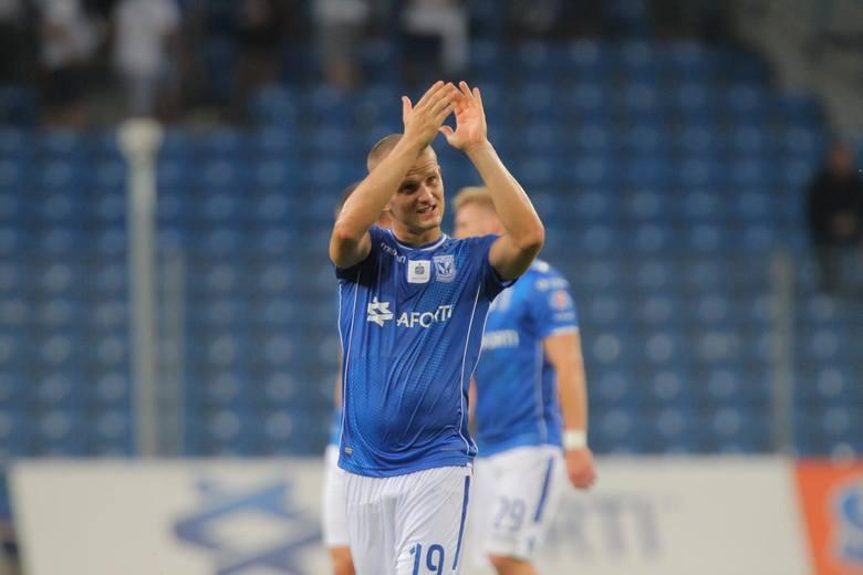 Właśnie minął rok od ostatniego meczu Tomasza Cywki w ekstraklasie. 31-letni pomocnik 30 września 2018 r. w meczu z Miedzią Legnica (2:1) opuścił boisko