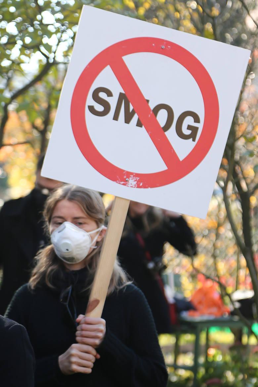 Smog w woj. śląskim daje się we znaki mieszkańcom