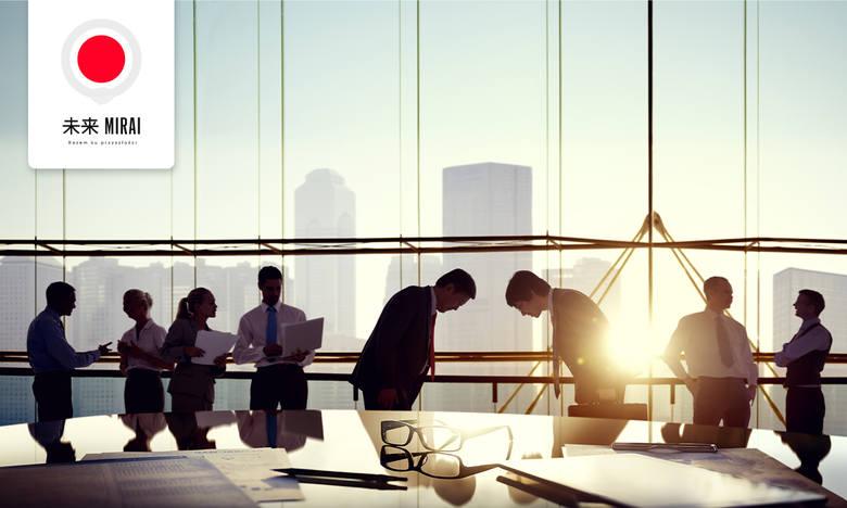 Chcesz rozwijać biznes z Japończykami? Teraz jest dobry czas, ale są zasady, o których musisz wiedzieć
