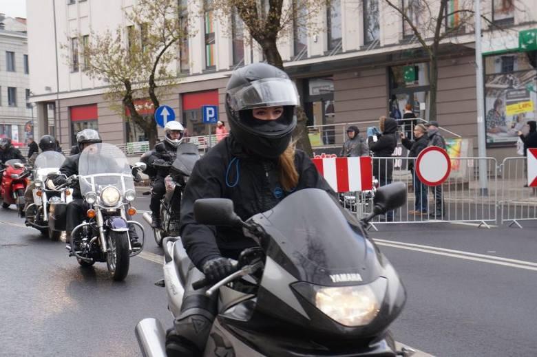 Motoserce 2015 ruszyło. Parada motocyklistów przejechała przez Białystok (zdjęcia, wideo)