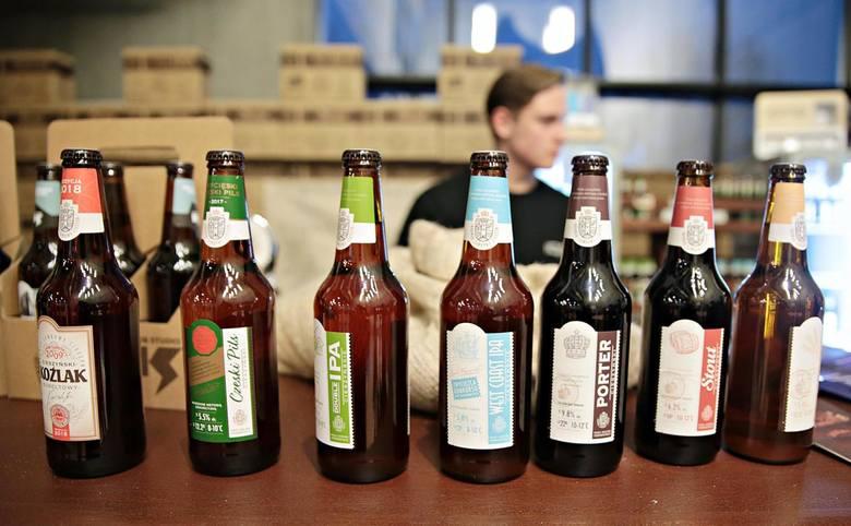 Polacy uwielbiają piwne nowości. Ponad dwa tysiące nowych smaków w rok!