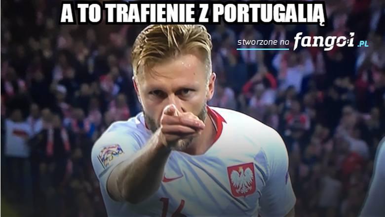 Memy z reprezentacją Polski. Po meczu Polska Portugalia na pewno nastąpi wysyp memów
