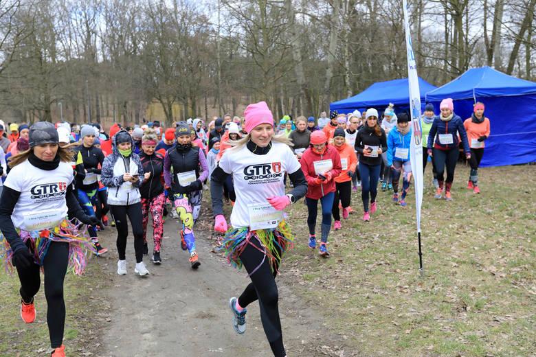 Dzień Kobiet damy uczciły w biegu. Zobacz zdjęcia!