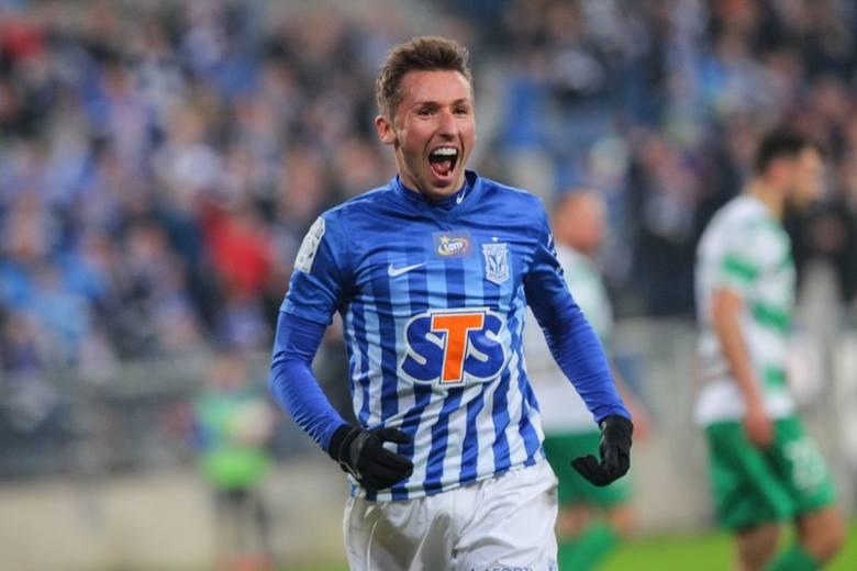 Lech Poznań pokonał Lechię Gdańsk 1:0