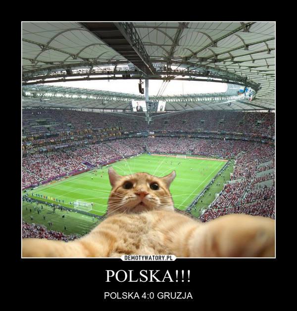 mecz polska gruzja