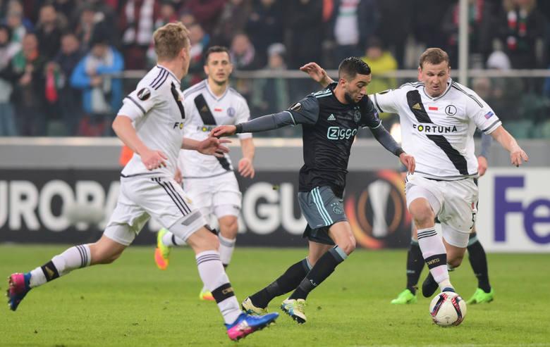Legia bezbramkowo zremisowała z wicemistrzem Holandii. Rewanż za tydzień w Amsterdamie.