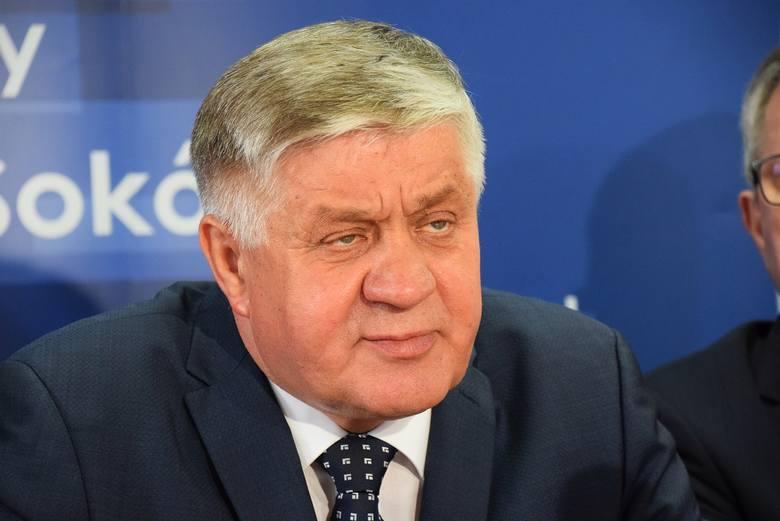 Krzysztof Jurgiel, poseł PiS, kandydat do Europarlamentu, przedstawił założenia swojego programu Przemysł 4.0. Nowe technologie dla rozwoju rodzimej