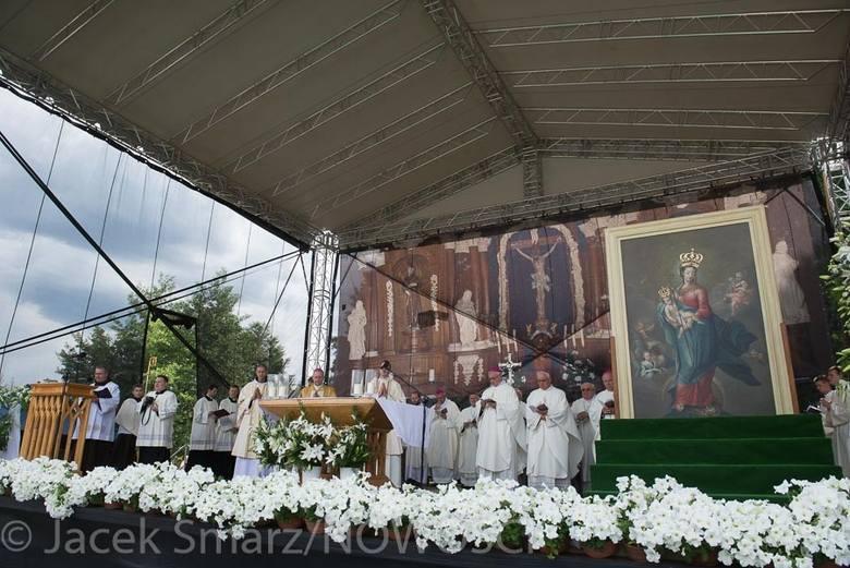Koronacja Obrazu Matki Bożej Podgórskiej Niepokalanej Królowej Rodzin