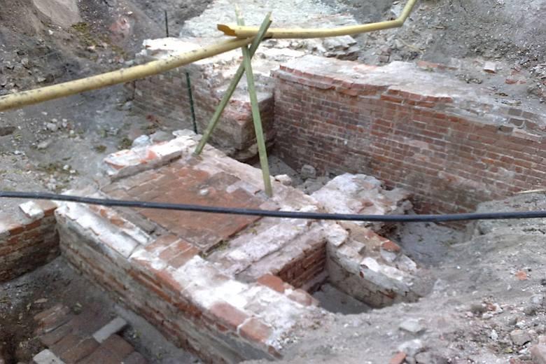 Zobacz co znaleziono obok wieży Piastowskiej w Opolu