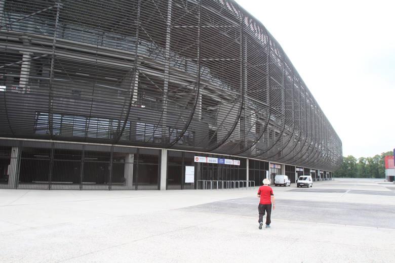 Arena Zabrze.