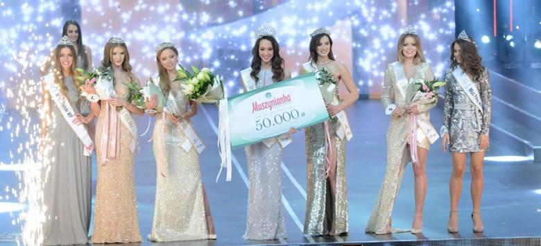 Miss Polski 2017. Wygrała Kamila Świerc! Najpiękniejsze Polski na gali Miss Polski 2017 w Krynicy