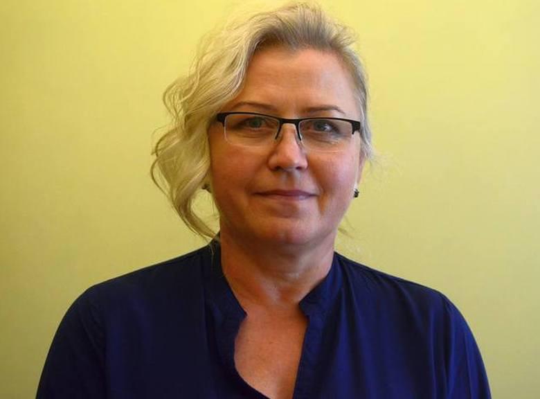 Elżbieta Białkowska, dyrektor radomskiej delegatury Krajowego Biura Wyborczego.