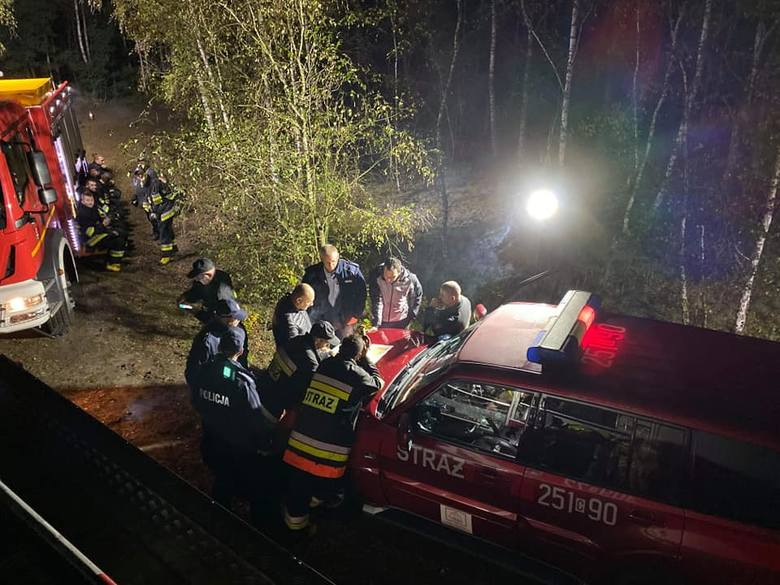 W środę, 2 października w Dobromierzu mężczyzna wyszedł do lasu i do późnego wieczora nie wrócił do domu. W czwartek, 3 października, do akcji poszukiwawczej