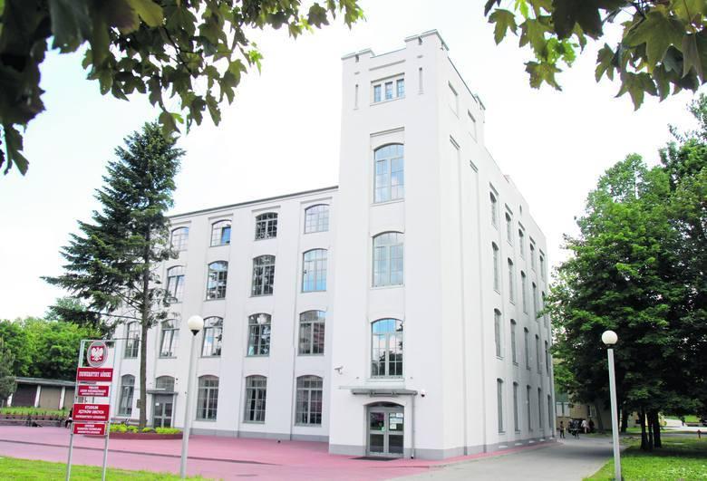 Publiczne LO Uniwersytetu Łódzkiego (ul. Pomorska 161)218 kandydatów