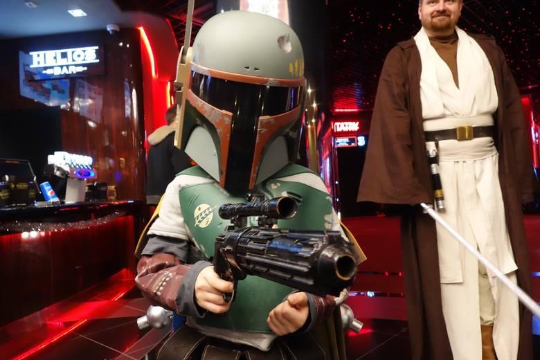Gwiezdne Wojny premiera Star Wars w Łodzi