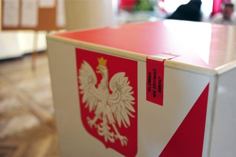 lokale wyborcze Poznań