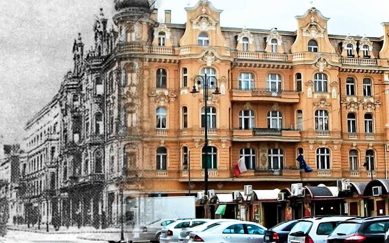 Dzięki imponującej bryle i zewnętrznemu wystrojowi kamienica przy pl. Wolności 1, dzieło niezrównanego Józefa Święcickiego, ukończone w 1898 roku, już