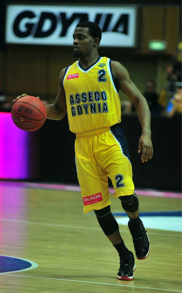 Anthony Hickey nie uchronił Asseco Gdynia od drugiej porażki