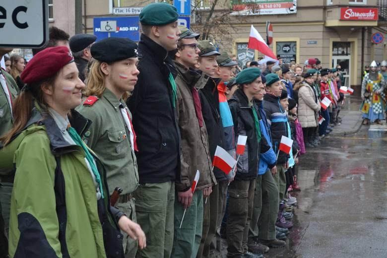 Święto Niepodległości w Starogardzie Gdańskim