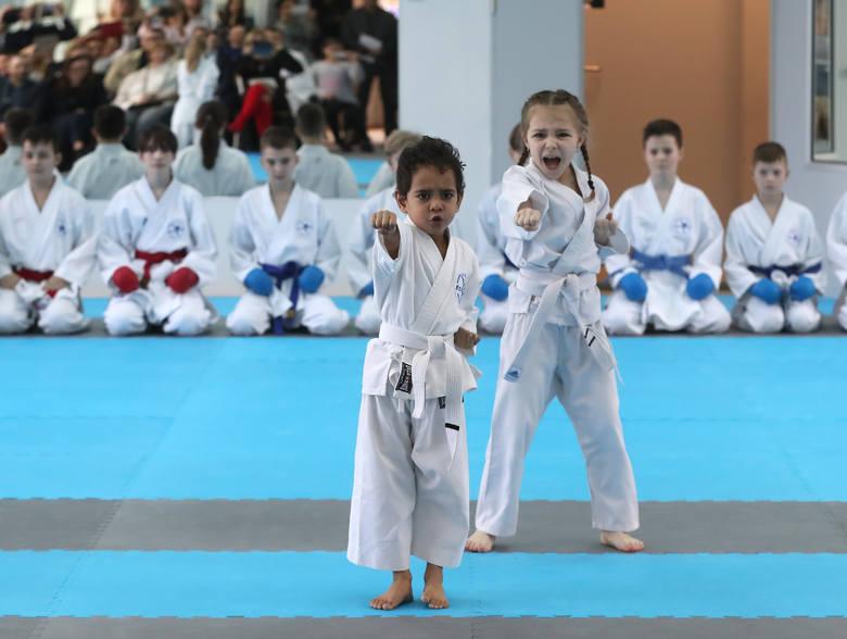 Nowe miejsce do treningów dla karateków Bodaikana Szczecin [ZDJĘCIA]