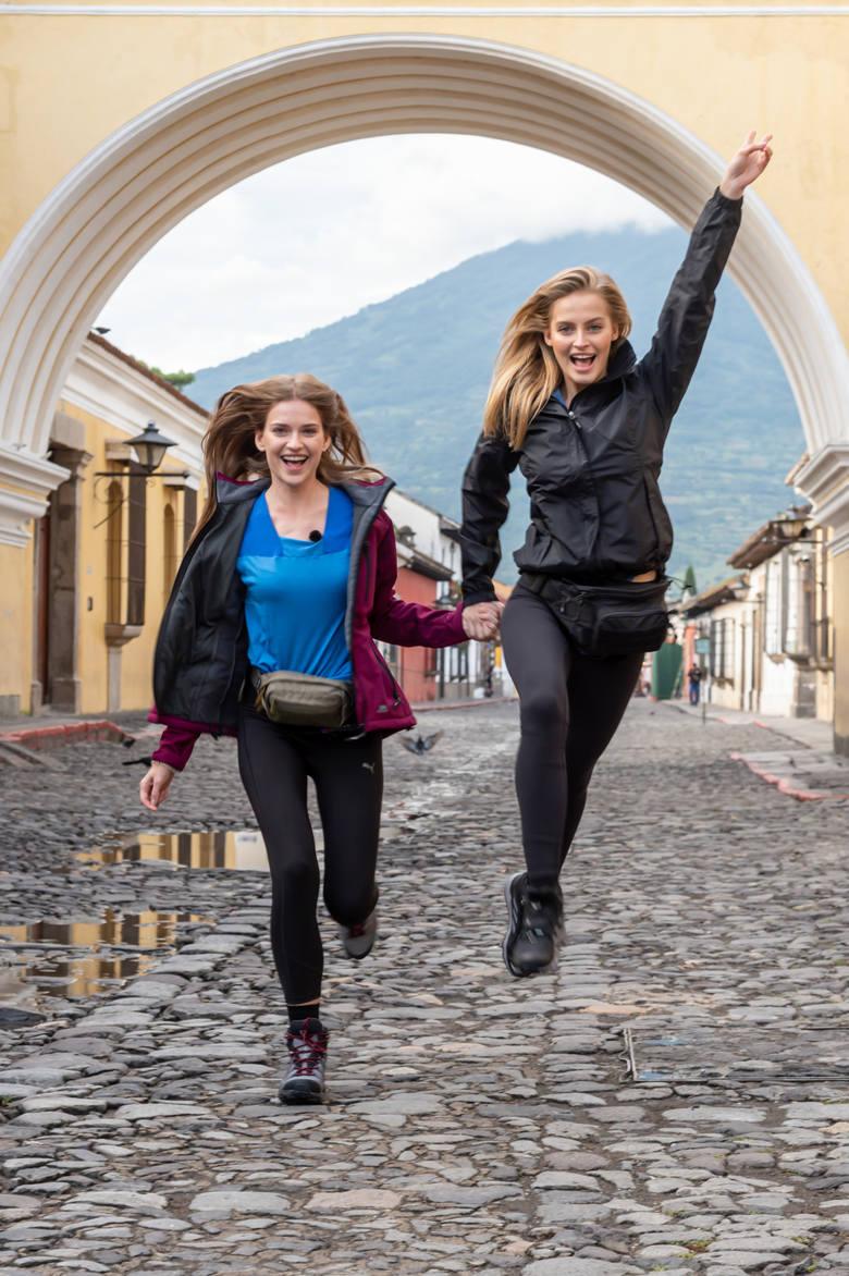 Ameryka Express 2 w TVN. Przyjaciółki Karolina Pisarek i Marta Gajewska-Komorowska