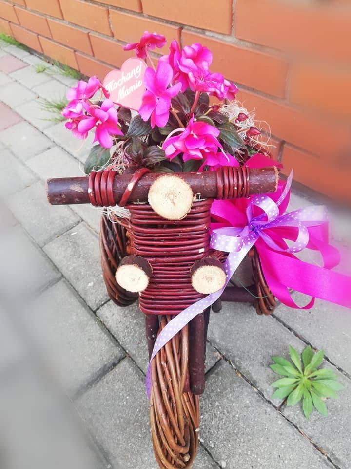 Kwiaciarnia Roku<br /> <strong>Lawendowa Kwiaciarenka</strong> w Łowiczu. Zdobyła 72 głosy i 11. miejsce w rankingu wojewódzkim