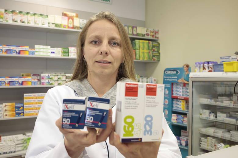 Od 1 marca podrożały  niektóre paski do glukometrów, a dwa rodzaje wypadły z listy, cukrzyk musi wtedy wymienić aparat – mówi Magdalena Łukasiuk, farmaceutka