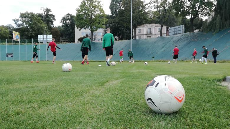 Piłkarze Lublinianki trenują, grają i regenerują się w komfortowych warunkach